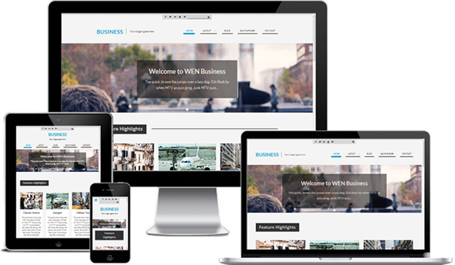 WEN Business Pro – WEN Themes
