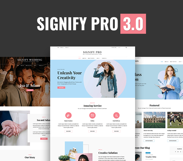 Signify Pro 3.0 Main Image